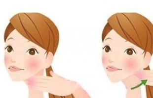 吸脂减双下巴手术后的注意事项