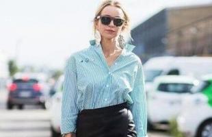 14款夏日时尚街拍LOOK 有属于你的风格吗
