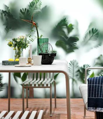夏天给你的家来点绿色吧 清新凉爽充满生机