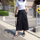 黑色凉鞋如何搭配好看?这样搭配尽显熟女风