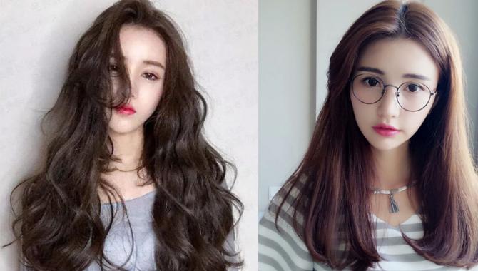 好看又瘦脸的韩式发型有哪些?气质女必备8款发型