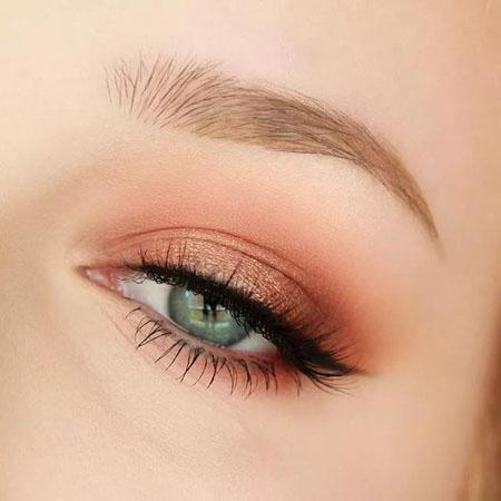 唯美高级的樱花色眼影 小仙女必备!
