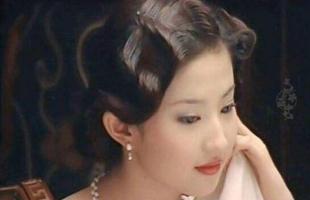 民国女子名媛发型造型