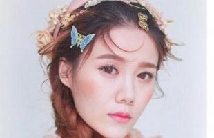 森林系创意妆发型图片大全