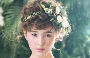 森系新娘发型如何扎 小清新森系新娘发型美翻众人