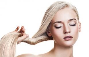 神奇按摩洗头发法 让你从此洗头不再掉发