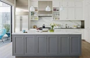 女性时尚家居风尚厨房,让你装出高效厨房