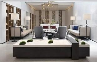 女性时尚家居设计,极致新中式家居的品质