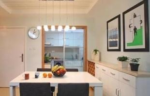 现代简约风家居设计,装修独树一帜高级又实用