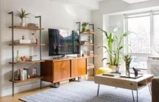 家居风尚还在为电视墙发愁?那就来看看这设计