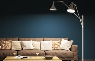 家居风尚家里装灯光?记住三个布置灯光的方法