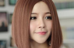 女生方脸适合剪什么刘海?女生方脸剪什么刘海修饰轮廓