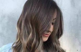 2020早秋适合染什么颜色的头发 2020这四款发色最显白