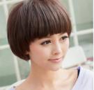 2020年适合学生党的多样化刘海短发发型