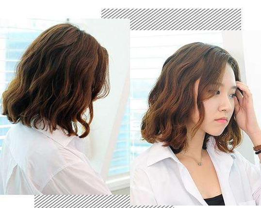 2020年入秋换什么发型?韩式发型最为彰显时尚可爱清新气质