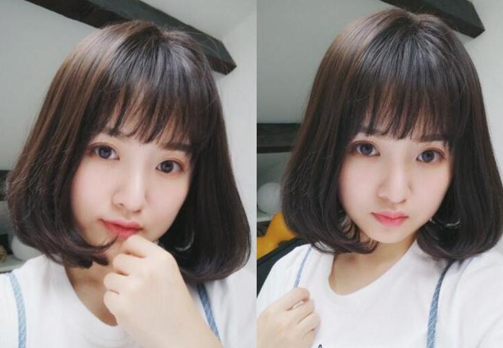 2020年剪什么发型好打理?最新韩式烫发发型时尚吸睛不失女神风采