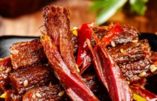 可以当做零食吃的冷吃牛肉怎么做,秘诀在这里!