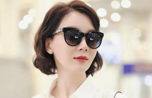 女人过了40别再留黑长直了 这5种发型增强年轻感