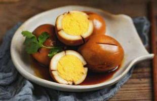 茶叶蛋用什么茶叶煮好吃?糖心茶叶蛋的经典做法