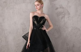 """""""暗黑系""""礼服大赏!就是要做自己的女王!"""