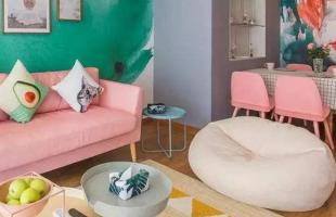 想要北欧ins风的房间应该怎么装?