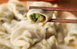 舌尖上的中国风味:好吃不过饺子!
