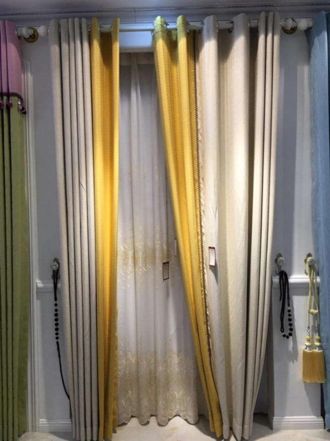 好看家装第一步:轻奢简约窗帘怎么选?