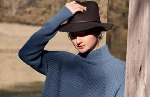 温暖毛衣带给冬天的时尚浪漫感觉,你值得拥有!