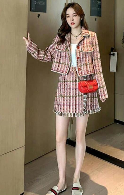 少女感日常穿搭,凸显青春活力又显瘦!