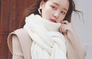 围巾也有它的独特风格,换一种围巾就是换一种心情!