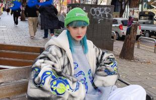 冬季扎染外套为何这么火?只因它太好看了!