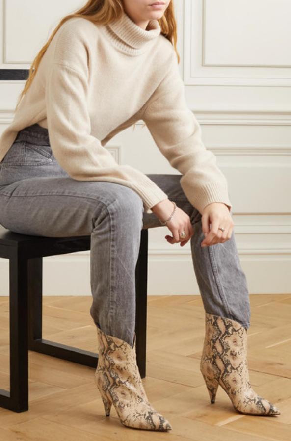时尚又帅气的西部靴穿搭你真的懂吗?