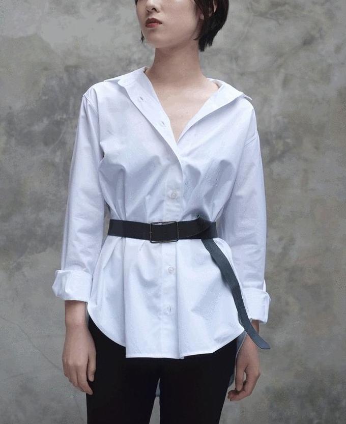 轻熟女减龄穿搭指南:衣橱里的衬衫怎么搭?