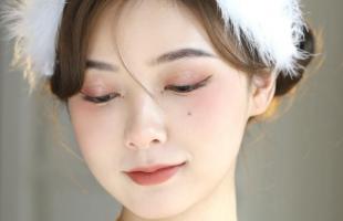 清纯白月光妆容,是你心中温柔女神的样子吗?