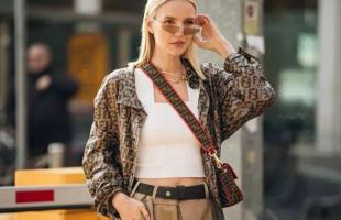时尚穿搭小心机:腰带搭配出满满高级感!