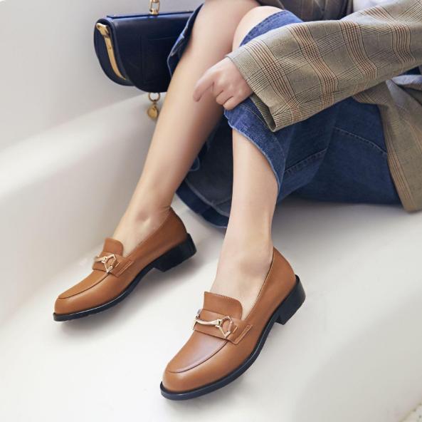 平底鞋有哪些好看的穿搭技巧?最后一款好可爱!