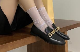春季必备乐福鞋,不论上班还是出游,一双鞋就搞定!