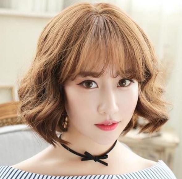 夏季短发发型推荐,可爱初恋头减龄又好看!