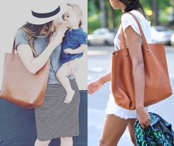 宝妈同款大包包,大容量颜值高,真的很实用!