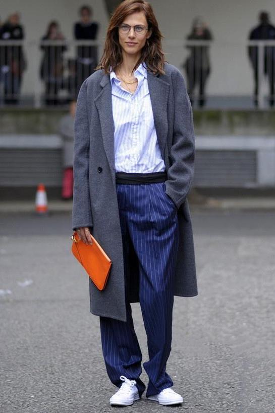 奔四的气质女士穿搭不可错过,这样穿真的显气质!