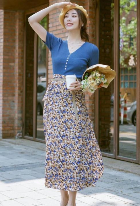 夏天就是穿裙子的季节!半身裙应该如何选择呢?