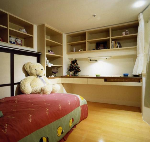 卧室面积太小如何装修显大呢?这个装修方法要知道!