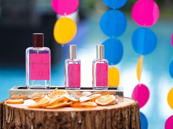 夏日香水推荐!让你眼前一亮的少女香水味道