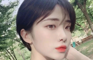 日系短发发型推荐,最适合圆脸女生的发型竟然是它!