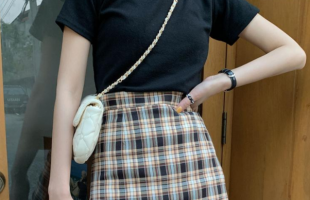 夏季基础款如何搭出时尚感?注意这些小细节!