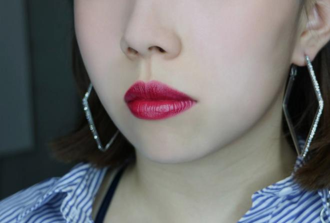 五款唇妆画法,不管是女神还是萌妹,总有一款适合你!