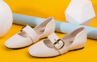 夏季鞋子穿搭推荐,小个子女生也能驾驭平底鞋!