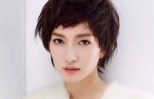 圆脸女生一定要尝试的减龄发型,好打理显脸瘦的短发,轻松摆脱路人感!