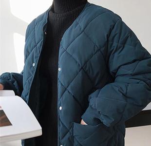 长款棉服应该怎么搭配呢