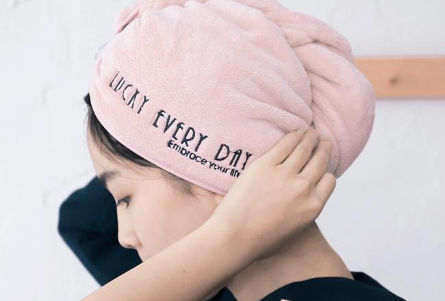 干发帽用多久换一次?干发帽怎么戴?
